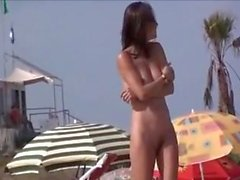Nude Beach - Exhibitionists at Cap D'Agde - Part 1