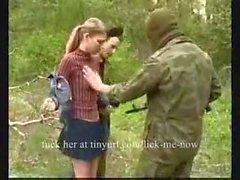 wald gang bang teenager schmerz