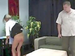 bdsm femdom feticcio rosso sculacciata