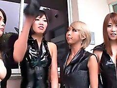 asiatico feticcio sesso di gruppo hd