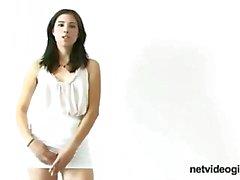 netvideogirls kotitekoinen tytön - paikan tyttö lesbot valu