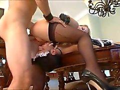 bissexuais corno lingerie threesomes
