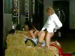 Hot aunt fucked at farm