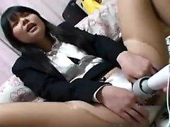 amatör asiatisk fingersättning
