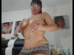 amatör asiatisk mognar milfs striptease