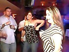 пьяный девочки - пошло- дикой клубы