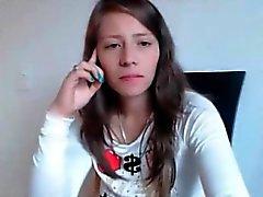 amateur brünett softcore solo webcam