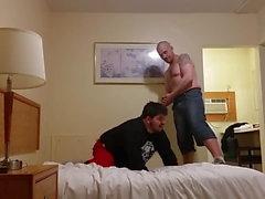 gay bdsm spogliatoio