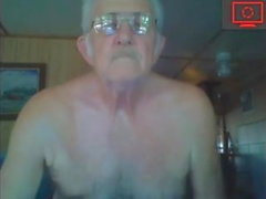 grandpa jerking off pomp