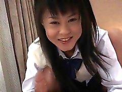 asiático paja japonés