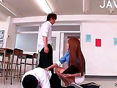 japanse aziatisch leraar