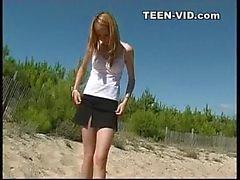 buceta raspada adolescente ao ar livre bunda raspada