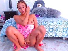 amador loira dedilhado masturbação webcam