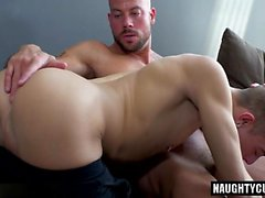 French twinks anal sex with cumshot