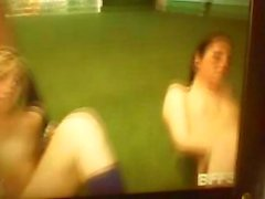 MaGazine Girls Legs Pie 2(Ice BLue) Escena 5