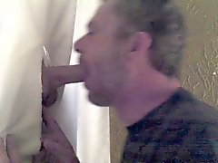 27 yr. old annonymous latin cock at my gloryhole