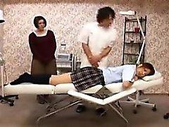 amateur asiático japonés masaje
