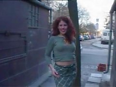 lampeggiante ungherese nudit