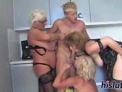 bbw blond brunette sexe en groupe hd