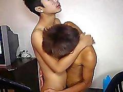 meninos asiáticos homossexual rimming anal sexo anal