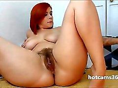 masturbazione dilettante webcam
