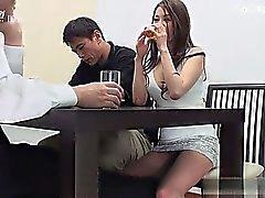 asiatique doigté poilu hardcore
