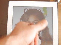 Cum on Zendaya - september 2015