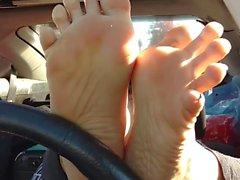 bisexuella femdom foot fetish footjob stoner