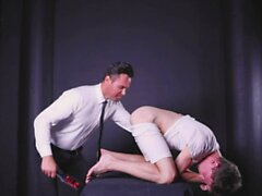 President Beau Reed Needs To Pounds Missionary Boy