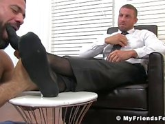 myfriendsfeet stor hår interracial kontors oral muskel verklighet big dick gay