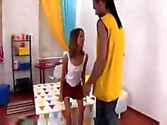 gozada interracial adolescente morena hardcore