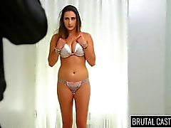 Ashley Adams Endures BDSM & Rough Sex on the Casting Couch
