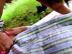 Bbc bisexual cuckold Vivien meets Hugo in the park and can't