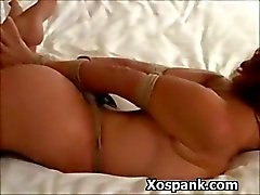 Kinky Whore Spanked Hardly