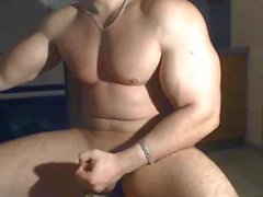 gai hommes masturbation muscle ours