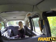 FakeTaxi Revenge fuck for bisexual blonde