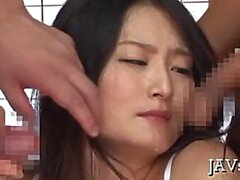 divine mature risa murakami getting banged