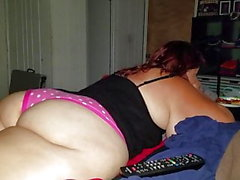 bbw big ass wall videos