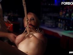 BadTimeStories - Busty German MILF Gets Tied Up And Abused In BDSM Kink