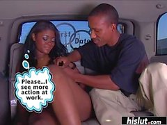 black stud makes jenna brooks moan in the car