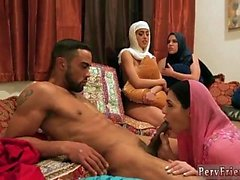 Making teen orgasm Hot arab dolls attempt foursome
