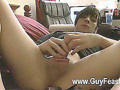 amateur pipe footjob