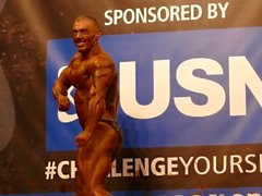 ROIDGUTTED MUSCLEDAD ANDY - NABBA Universe 2014