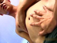 Amateur hunks solo jerk