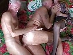Grand parents gone wild sex fuck orgy