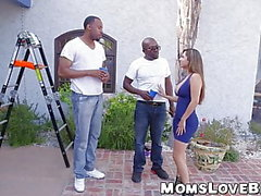 blacks on moms kanal big cock big tits blowjob