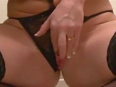Amateur French wife gets fucked in the ass