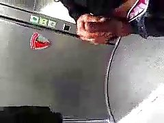 Paris public toilets quicky jerking