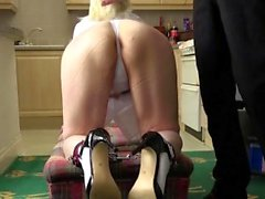 PASCALSSUBSLUTS - UK skank Skylar Squirt gets dominated over