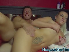 blonde hooker gets railed amateur